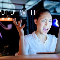 Phrasal Verb Put Up With – Learn how to use it