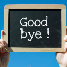 Podcast: Different Ways to Say Goodbye!