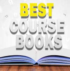 5 English Course Books for Beginners and Pre-Intermediate
