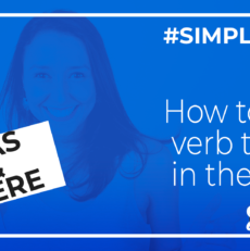 Grammar is Easy – Verb To Be – Was/Were – Simple Past