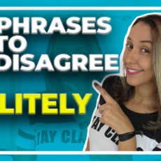 How To Disagree Politely in English – 5 Expressions
