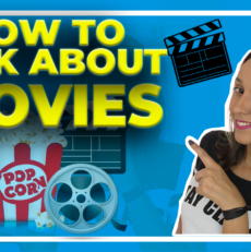 How To Talk About Movies in English – English Speaking