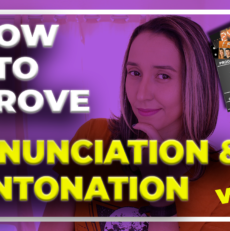 How to Improve Your Pronunciation and Intonation With TV Series