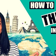 Eating Habits in English – How to Think in English and talk About FOOD!