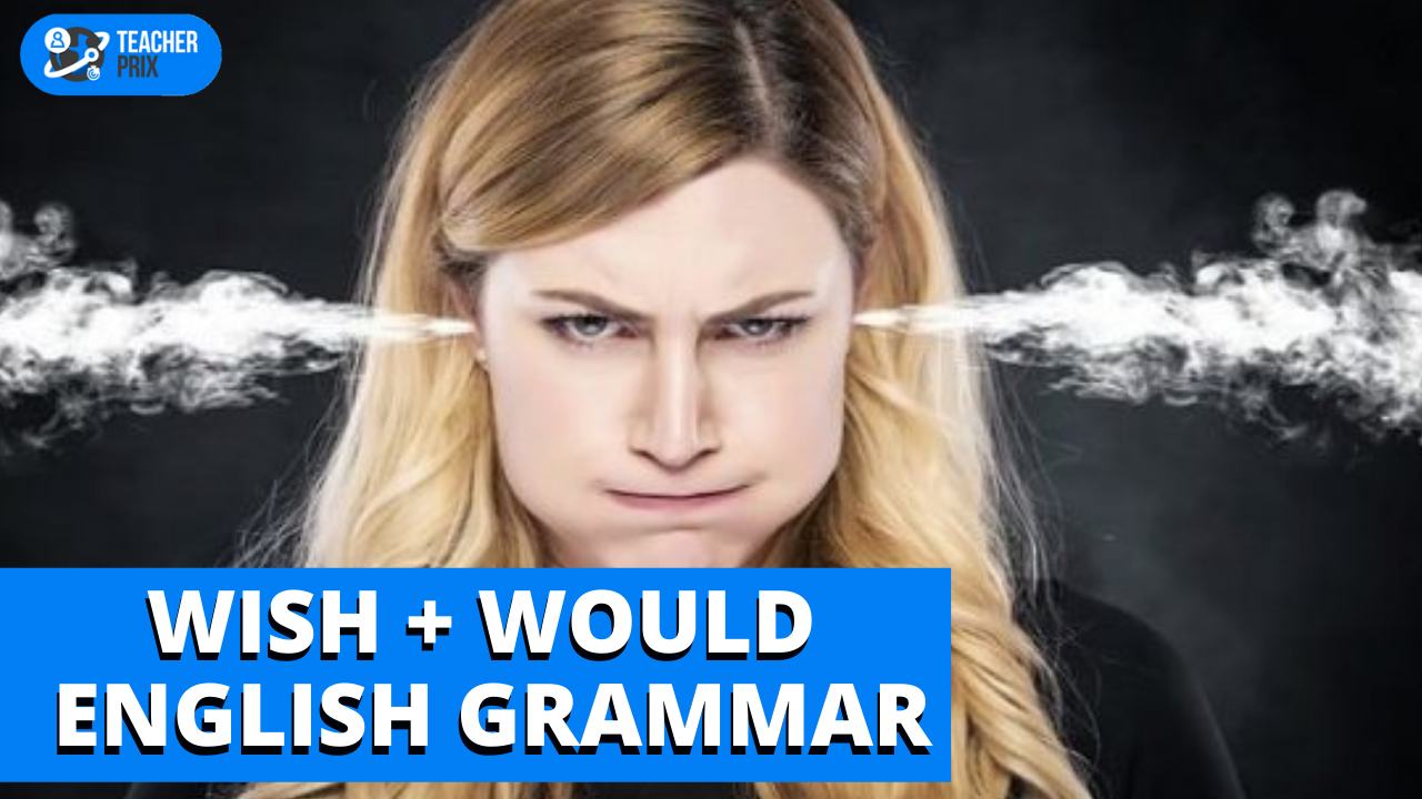 How to use Wish in English – Learn English Grammar