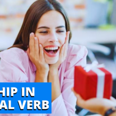 Phrasal Verbs in English – How to Use To Chip In
