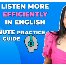 Can You Improve Your Listening With A 3-Minute Practice?